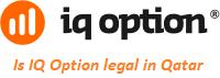 IQ Option legal in Qatar